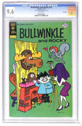 Bronze Age (1970-1979):Cartoon Character, Bullwinkle #15 File Copy (Gold Key, 1977) CGC NM+ 9.6 White pages.Overstreet 2006 NM- 9.2 value = $18. CGC census 6/06: 2 i...