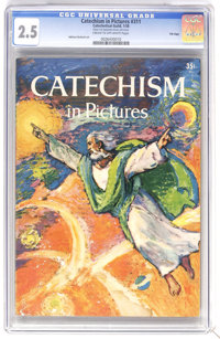 Catechetical Guild Giveaways: Catechism in Pictures #311 File Copy (Catechetical Guild, 1958) CGC GD+ 2.5 Cream to off-w...