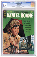 Silver Age (1956-1969):Adventure, Daniel Boone #7 File Copy (Gold Key, 1966) CGC NM 9.4 Off-white to white pages. Photo cover. Back cover photo pin-up. Mike S...