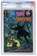 Bronze Age (1970-1979):Horror, Dark Shadows #9 File Copy (Gold Key, 1971) CGC NM 9.4 Off-white towhite pages. Painted cover. Joe Certa art. Overstreet 200...