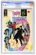 Bronze Age (1970-1979):Horror, Dark Shadows #27 File Copy (Gold Key, 1974) CGC NM 9.4 Off-white towhite pages. Painted cover. Tied for the highest CGC gra...
