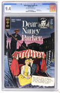 Silver Age (1956-1969):Romance, Dear Nancy Parker #2 File Copy (Gold Key, 1963) CGC NM 9.4Off-white to white pages. Painted cover. Back cover pin-up.Overs...