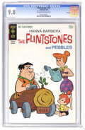 Silver Age (1956-1969):Cartoon Character, The Flintstones #50 File Copy (Gold Key, 1969) CGC NM/MT 9.8 Off-white to white pages. Currently tied for the highest CGC gr...