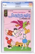 Bronze Age (1970-1979):Cartoon Character, The Flintstones #58 File Copy (Gold Key, 1970) CGC NM+ 9.6Off-white to white pages. Overstreet 2006 NM- 9.2 value = $42.CG...