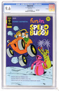 Bronze Age (1970-1979):Cartoon Character, Fun-In #12 Speed Buggy - File Copy (Gold Key, 1974) CGC NM+ 9.6White pages. Speed Buggy cover and story. Overstreet 2006 NM...