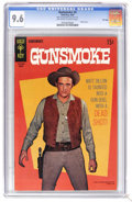 Silver Age (1956-1969):Western, Gunsmoke #4 File Copy (Gold Key, 1969) CGC NM+ 9.6 Off-white to white pages. Photo cover. Highest CGC graded copy to date. O...
