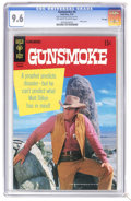 Bronze Age (1970-1979):Western, Gunsmoke #6 File Copy (Gold Key, 1970) CGC NM+ 9.6 Off-white to white pages. Photo cover. Highest CGC grade to date. Overstr...