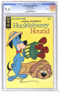 Silver Age (1956-1969):Cartoon Character, Huckleberry Hound #38 File Copy (Gold Key, 1969) CGC NM+ 9.6 Off-white to white pages. Overstreet 2006 NM- 9.2 value = $38. ...