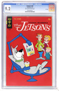 Bronze Age (1970-1979):Cartoon Character, The Jetsons #35 File Copy (Gold Key, 1970) CGC NM- 9.2 Off-white towhite pages. Overstreet 2006 NM- 9.2 value = $80. CGC ce...
