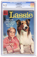 Silver Age (1956-1969):Adventure, Lassie #47 File Copy (Dell, 1959) CGC NM- 9.2 Off-white to white pages. Photo cover. Overstreet 2006 NM- 9.2 value = $60. CG...