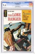 Silver Age (1956-1969):Western, Lone Ranger #14 File Copy (Gold Key, 1969) CGC NM+ 9.6 Off-white to white pages. Painted cover. Joe Certa art. Overstreet 20...