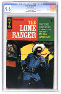 Silver Age (1956-1969):Western, Lone Ranger #15 File Copy (Gold Key, 1969) CGC NM+ 9.6 Off-white to white pages. Painted cover. Overstreet 2006 NM- 9.2 valu...