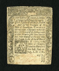 Colonial Notes:Connecticut, Connecticut July 1, 1780 20s Criss Cross Cancel Extremely Fine.This is actually a scarce and desirable item since, although...