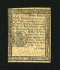 Colonial Notes:Pennsylvania, Pennsylvania April 10, 1777 4d Choice About New+++. RThis is acrisp and crackling fresh example of this small change note w...