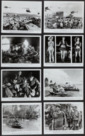 "Movie Posters:War, Apocalypse Now (United Artists, 1979). Black & White Photos(25) (8"" X 10""). War.. ... (Total: 25 Items)"