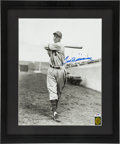Baseball Collectibles:Photos, Ted Williams Signed Oversized Photograph. ...