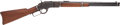 Long Guns:Lever Action, Winchester Model 1873 Saddle Ring Carbine....