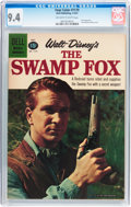 Silver Age (1956-1969):Adventure, Four Color #1179 The Swamp Fox (Dell, 1961) CGC NM 9.4 Off-white to white pages....