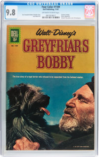 Four Color #1189 Greyfriars Bobby (Dell, 1961) CGC NM/MT 9.8 Off-white to white pages