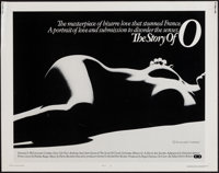 """The Story of O (Allied Artists, 1976). Half Sheet (22"""" X 28""""). Adult"""