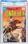 Bronze Age (1970-1979):Western, Jonah Hex #2 (DC, 1977) CGC NM+ 9.6 White pages....