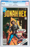 Bronze Age (1970-1979):Western, Jonah Hex #4 (DC, 1977) CGC NM/MT 9.8 White pages....