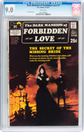 Bronze Age (1970-1979):Romance, Dark Mansion of Forbidden Love #1 (DC, 1971) CGC VF/NM 9.0 Whitepages....