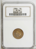 Proof Indian Cents: , 1864 1C Copper-Nickel PR66 NGC. NGC Census: (9/0). PCGS Population (8/2). Mintage: 370. Numismedia Wsl. Price: $3,575. (#22...