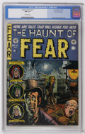 Golden Age (1938-1955):Horror, Haunt of Fear #12 Gaines File pedigree 10/12 (EC, 1952) CGC NM 9.4Off-white pages. Beginning with the previous issue, Graha...