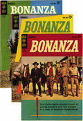Silver Age (1956-1969):Western, Bonanza Group (Dell and Gold Key, 1962-70) Condition: AverageFN/VF. Included here #1-3 and 5-26, 29-35, and 37 of the Gold ...(Total: 34 Comic Books)