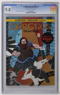 """Bronze Age (1970-1979):Superhero, Cerebus The Aardvark #9 (Aardvark-Vanaheim, 1979) CGC NM/MT 9.8 Off-white to white pages. Even though this issue is """"only"""" 2..."""