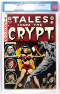 Golden Age (1938-1955):Horror, Tales From the Crypt #41 Gaines File pedigree 1/12 (EC, 1954) CGCNM 9.4 Off-white to white pages. A wonderfully frightening...