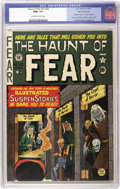 Golden Age (1938-1955):Horror, Haunt of Fear #17 (#3) Gaines File pedigree (EC, 1950) CGC NM+ 9.6Off-white to white pages. The third issue of the title wa...