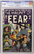 Golden Age (1938-1955):Horror, Haunt of Fear #19 Gaines File pedigree (EC, 1953) CGC NM/MT 9.8Off-white to white pages. Gruesome inside and out, with a Gr...