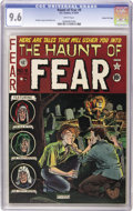 Golden Age (1938-1955):Horror, Haunt of Fear #9 Gaines File pedigree 10/12 (EC, 1951) CGC NM+ 9.6White pages. Prolific and supremely versatile artist Jack...