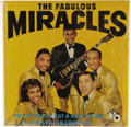 "Music Memorabilia:Recordings, ""The Fabulous Miracles"" Mono LP (Tamla 238, 1963). The classic Motown group's second Top Ten single, ""You've Really Got a Ho... (Total: 1 Item)"