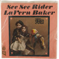 "Music Memorabilia:Recordings, LaVern Baker ""See See Rider"" Sealed Stereo LP (Atlantic 8071,1962). ""Little Miss Sharecropper"" was one of the first female ...(Total: 1 Item)"