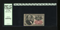 Fractional Currency:Fifth Issue, Fr. 1309 25c Fifth Issue PCGS Gem New 65PPQ. A fresh short keyWalker note....