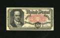 Fractional Currency:Fifth Issue, Fr. 1381 50c Fifth Issue Extremely Fine. The center fold is theharshest fold on this Crawford....