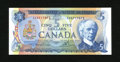 Canadian Currency: , BC-48b $5 1972.. Embossing is strong on this Gem Crisp Uncirculated $5....