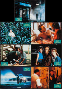 "Field of Dreams (Scotia Film, 1989). German Lobby Cards (7) (8.25"" X 11.75""). Fantasy. ... (Total: 7 Items)"