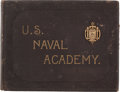 Military & Patriotic:Spanish American War, [Book] United States Naval Academy Annapolis, MD....