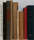 Books:Books about Books, [Books About Books]. Group of Ten Related Books. Various editions and publishers. Publisher's binding and one in dj. Fair or... (Total: 10 Items)