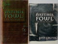 Books:Children's Books, Eoin Colfer. Group of Two First Edition, First Printing ArtemisFowl Books. Various publishers, 2001-2002. Arctic Incident...(Total: 2 Items)