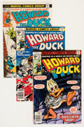 Bronze Age (1970-1979):Humor, Howard the Duck #2-29 Group - Savannah pedigree (Marvel, 1976-79)Condition: Average VF/NM.... (Total: 30 Comic Books)