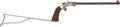 Long Guns:Single Shot, J. Stevens Single Shot Tip-Up Pocket Rifle with Shoulder Stock....