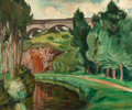 Paintings, ACHILLE EMILE OTHON FRIESZ (French, 1879-1949). La Rance, 1936. Oil on canvas. 21 x 25-1/2 inches (53.3 x 64.8 cm). Sign...