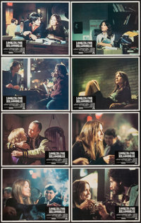 """Looking for Mr. Goodbar (Paramount, 1977). Lobby Card Set of 8 (11"""" X 14""""). Drama. ... (Total: 8 Items)"""