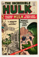 The Incredible Hulk #4 (Marvel, 1962) Condition: VG+