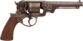 Handguns:Muzzle loading, U.S. Starr Model 1858 Army Double-Action Percussion Revolver....